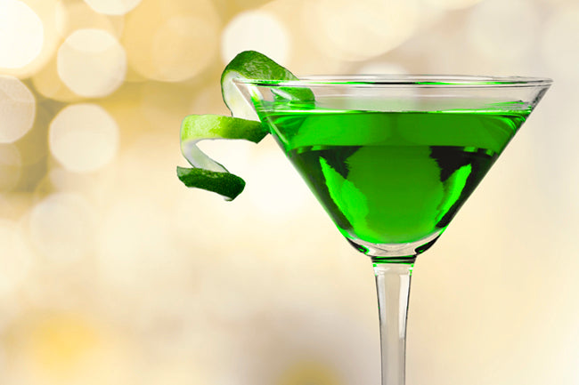 Grinch Martini Recipe