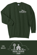 Load image into Gallery viewer, Crewneck Sweatshirt - Dream Weaver Farm
