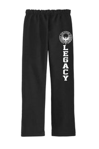 Heavy Blend™ Open Bottom Sweatpant - Legacy Jiu Jitsu