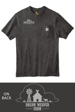 Load image into Gallery viewer, Carhartt® Workwear Pocket T-Shirt - Dream Weaver Farm