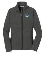 Load image into Gallery viewer, Ladies Core Soft Shell Jacket - Legacy Jiu-Jitsu