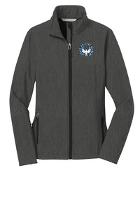 Ladies Core Soft Shell Jacket - Legacy Jiu-Jitsu