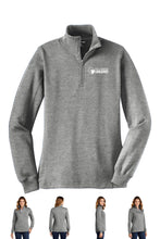 Load image into Gallery viewer, Ladies Sport-Tek® 1/4-Zip Sweatshirt - MCL