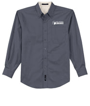 Load image into Gallery viewer, Easy Care Long Sleeve Button-Up - MCL