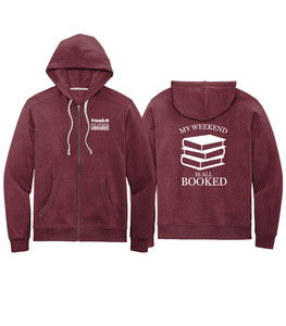 Full Zip Hoodie - Friends of MCL