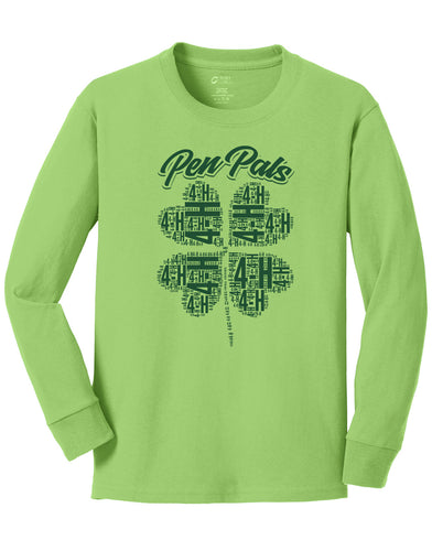 Long Sleeve T-Shirt - Pen Pals 4H