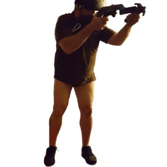 History of Virtual Rifle System in Photos