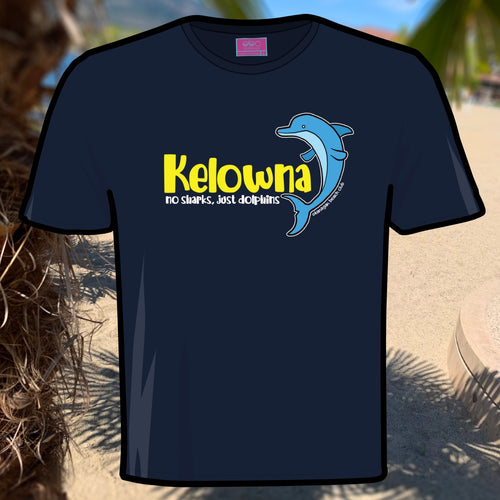 Swim With The Kelowna Dolphins