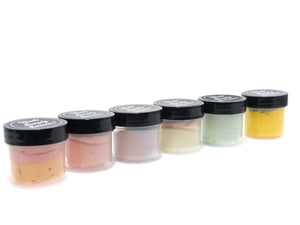 Sample Set Whipped Body Butter