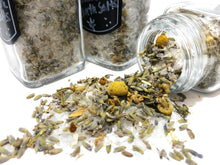 Load image into Gallery viewer, Chamomile Green Tea Detox Bath Salts