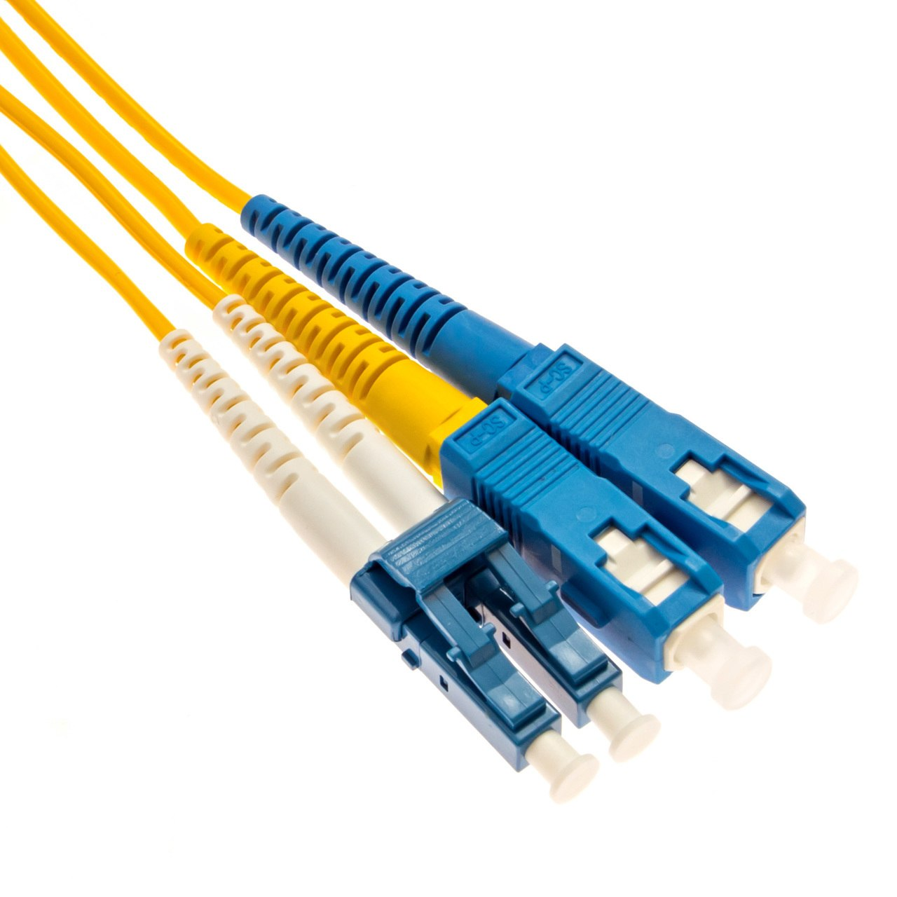 5 ft Cat5e Snagless RJ45 Plug RJ45 Plug SANOXY Network Cables SNX- SPC21996 Network Cable Yellow 1.5 m