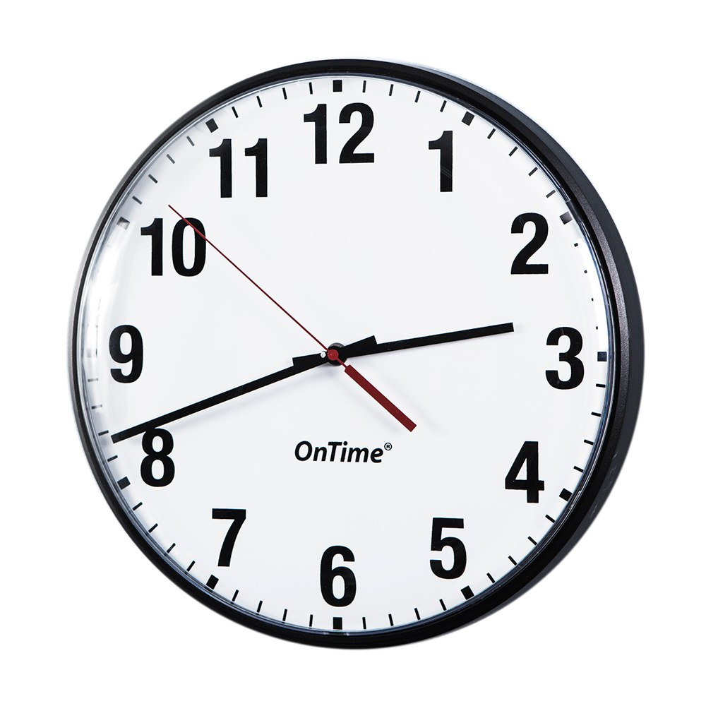Power over Ethernet Network Clock