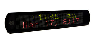 Emergency LED Displays