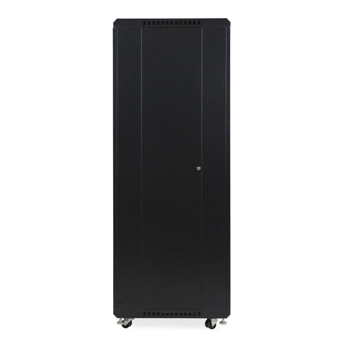 "37U LINIER® Server Cabinet - Glass/Solid Doors - 24"" Depth by Kendall Howard in Racks & Accessories  - Network Cables Online"