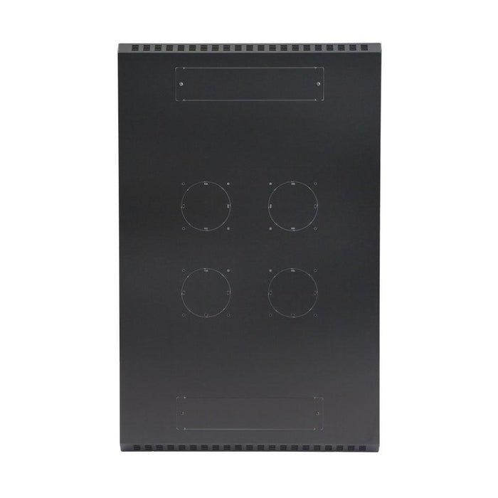 "27U LINIER® Server Cabinet - Convex/Glass Doors - 36"" Depth by Kendall Howard in Racks & Accessories  - Network Cables Online"