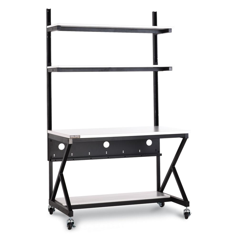"48"" Performance 100 Series® LAN Station - Folkstone by Kendall Howard in Technical Furniture  - Network Cables Online"