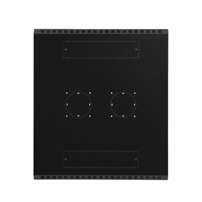 "42U LINIER® Server Cabinet - Glass/Solid Doors - 24"" Depth by Kendall Howard in Racks & Accessories  - Network Cables Online"