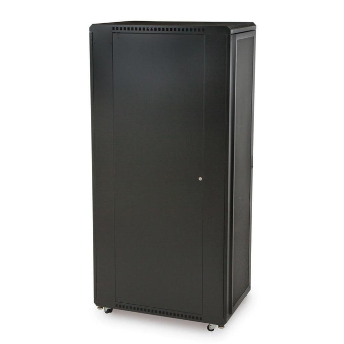 "42U LINIER® Server Cabinet - Convex/Glass Doors - 36"" Depth by Kendall Howard in Racks & Accessories  - Network Cables Online"