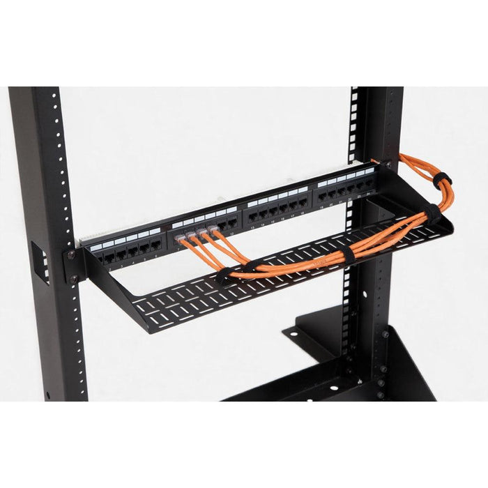 1U Cable Lacing Shelf Racks & Accessories Kendall Howard
