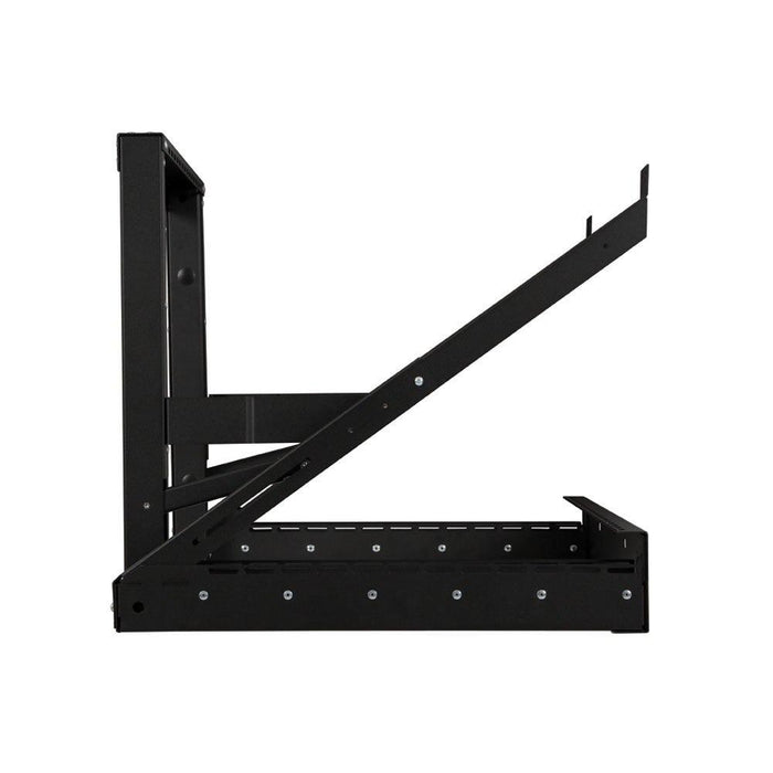 18U Phantom Class® Open Frame Swing-Out Rack Racks & Accessories Kendall Howard