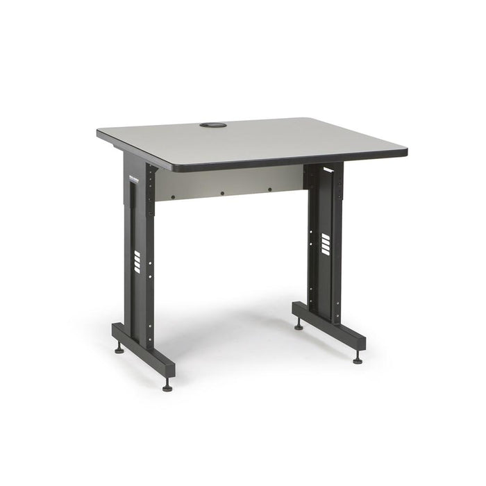 "36"" W x 30"" D Training Table - Folkstone by Kendall Howard in Training Tables  - Network Cables Online"