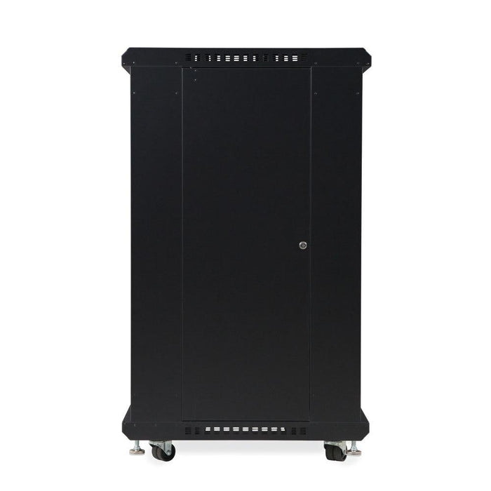 "22U LINIER® Server Cabinet - Solid/Vented Doors - 24"" Depth by Kendall Howard in Racks & Accessories  - Network Cables Online"