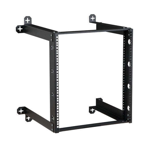 "12u V-Line Wall Mount Rack 18"" Depth Racks & Accessories Kendall Howard"
