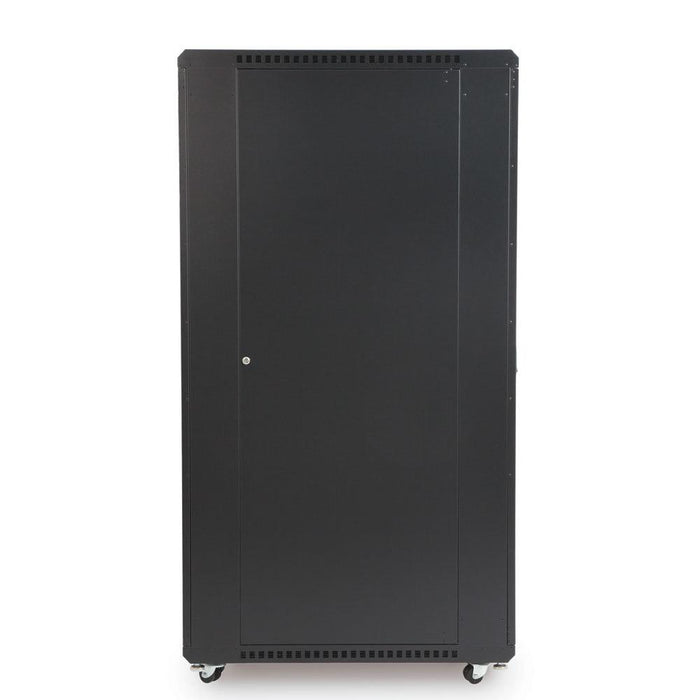 "37U LINIER® Server Cabinet - Convex/Glass Doors - 24"" Depth by Kendall Howard in Racks & Accessories  - Network Cables Online"