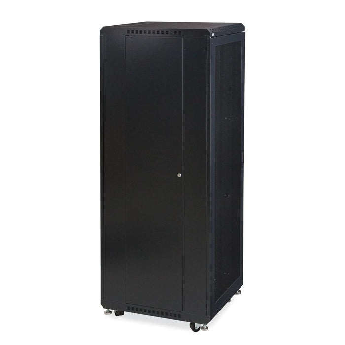 "37U LINIER® Server Cabinet- Vented/Vented Doors - 24"" Depth by Kendall Howard in Racks & Accessories  - Network Cables Online"