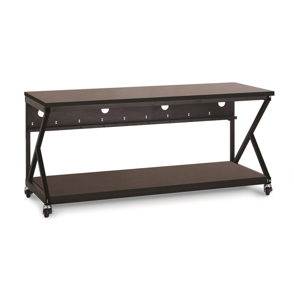"72"" Performance 300 Series® LAN Station - African Mahogany by Kendall Howard in Technical Furniture  - Network Cables Online"