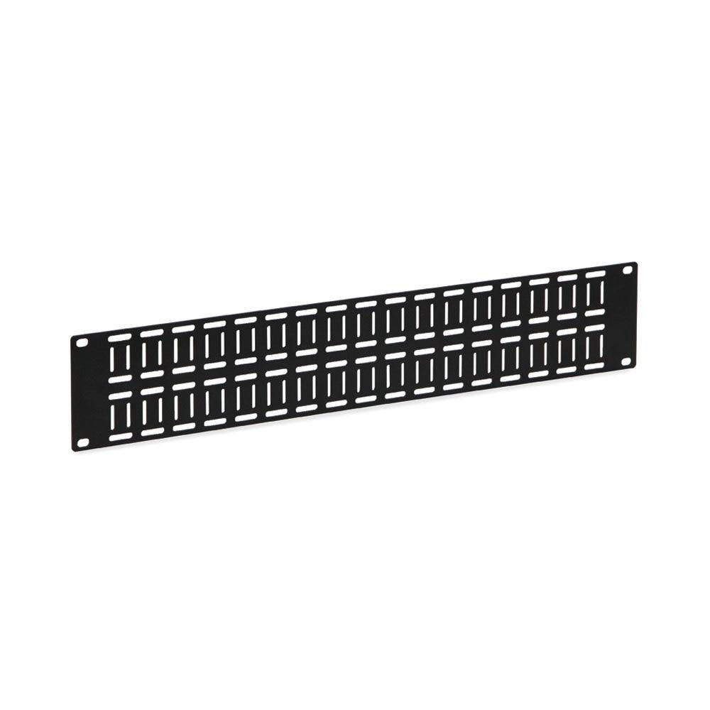 2U Flat Cable Lacing Panel by Kendall Howard in Racks & Accessories  - Network Cables Online