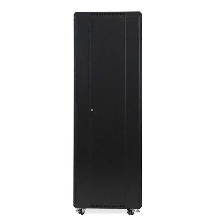 "42U LINIER® Server Cabinet - Convex/Convex Doors - 24"" Depth by Kendall Howard in Racks & Accessories  - Network Cables Online"
