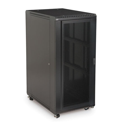"27U LINIER® Server Cabinet - Convex/Convex Doors - 36"" Depth by Kendall Howard in Racks & Accessories  - Network Cables Online"