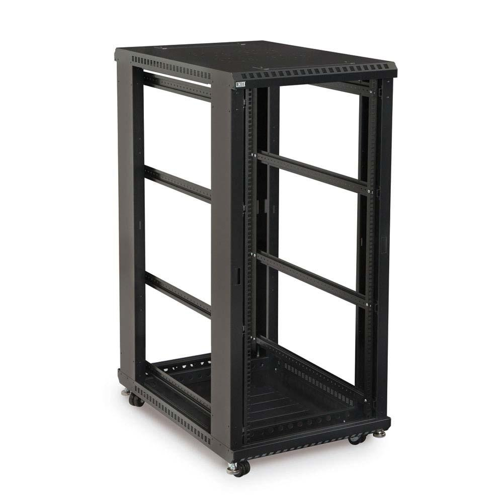 "27U LINIER® Server Cabinet - No Doors/No Side Panels - 36"" Depth by Kendall Howard in Racks & Accessories  - Network Cables Online"