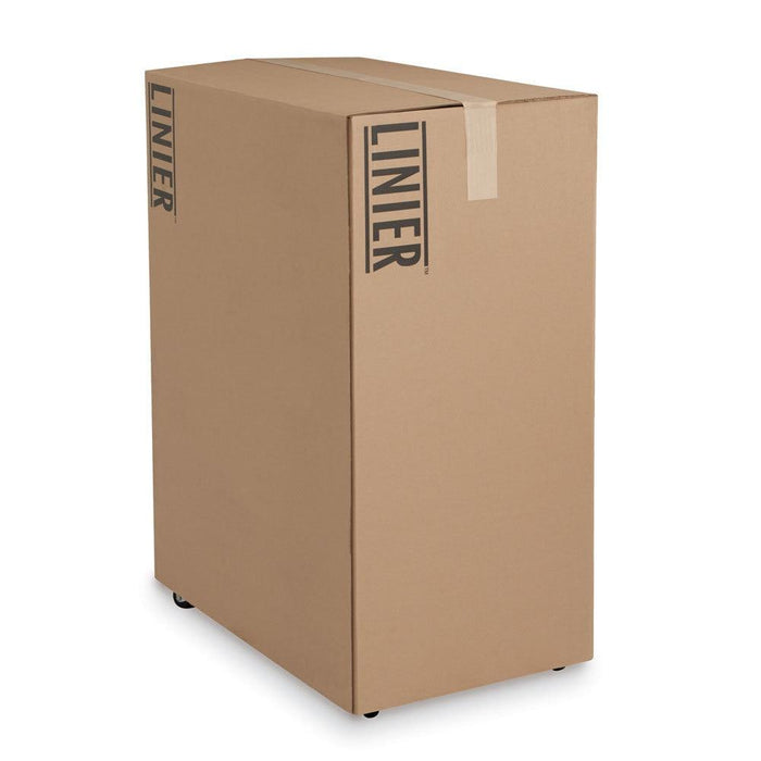 "27U LINIER® Server Cabinet - Glass/Solid Doors - 36"" Depth by Kendall Howard in Racks & Accessories  - Network Cables Online"