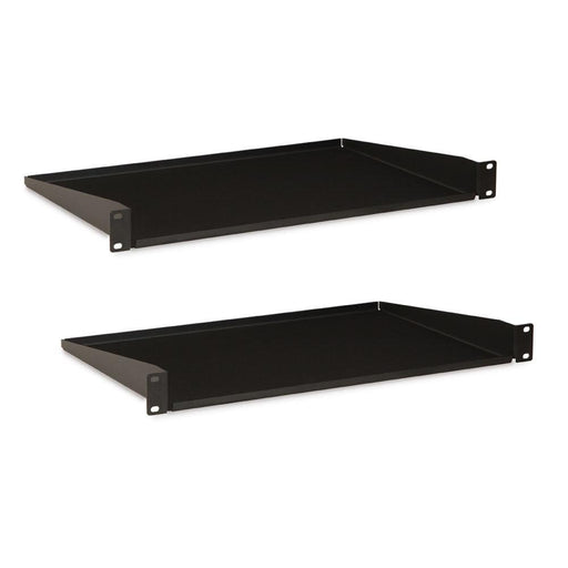 "1U 12"" Component Shelf (2 pack) by Kendall Howard in Racks & Accessories  - Network Cables Online"