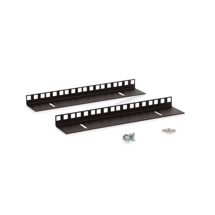 6U LINIER® Wall Mount Vertical Rail Kit - Cage Nut by Kendall Howard in Racks & Accessories  - Network Cables Online