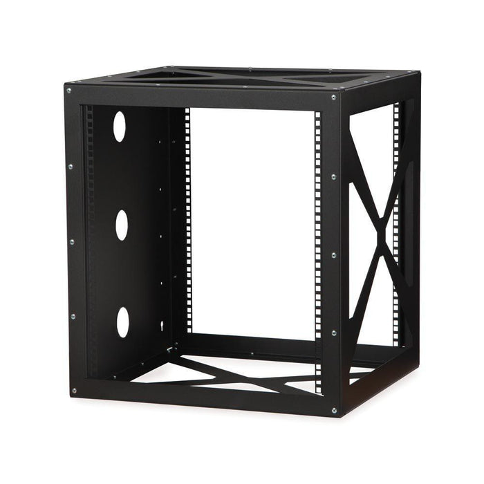 12U Side Mount Wall Rack Racks & Accessories Kendall Howard