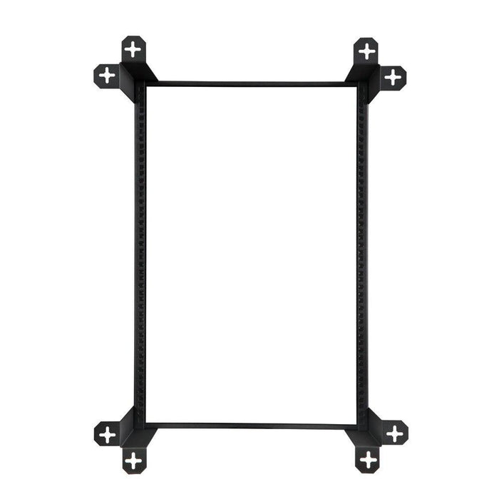 "16U V-Line Wall Mount Rack - 18"" Depth by Kendall Howard in Racks & Accessories  - Network Cables Online"