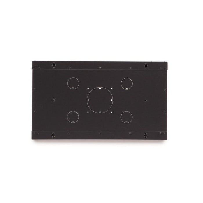 6U LINIER® Fixed Wall Mount Cabinet - Solid Door by Kendall Howard in Racks & Accessories  - Network Cables Online