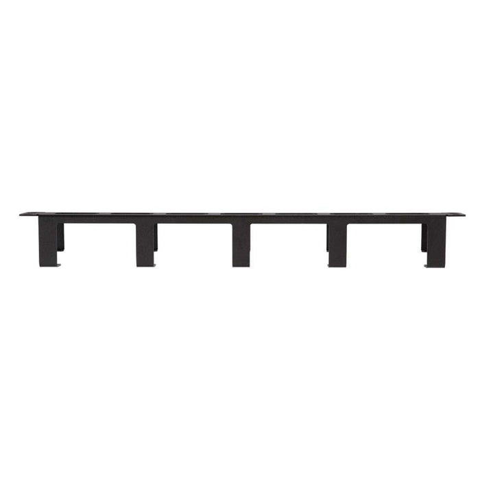 1U Tool-less 5 D-Ring Cable Manager Racks & Accessories Kendall Howard