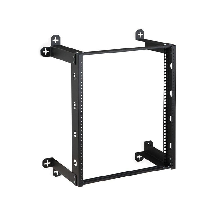 "12U V-Line Wall Mount Rack - 12"" Depth Racks & Accessories Kendall Howard"