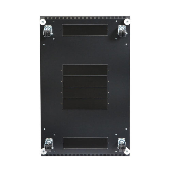 "22U LINIER® Server Cabinet - Glass/Solid Doors - 36"" Depth by Kendall Howard in Racks & Accessories  - Network Cables Online"