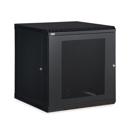 12U LINIER® Fixed Wall Mount Cabinet - Vented Door by Kendall Howard in Racks & Accessories  - Network Cables Online
