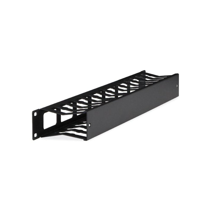 1U Finger Duct Cable Manager Racks & Accessories Kendall Howard