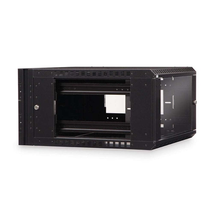 6U Swing Out Wall Mount Cabinet by Kendall Howard in Racks & Accessories  - Network Cables Online