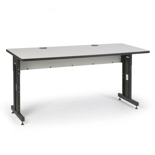 "72"" W x 30"" D Training Table - Folkstone by Kendall Howard in Training Tables  - Network Cables Online"