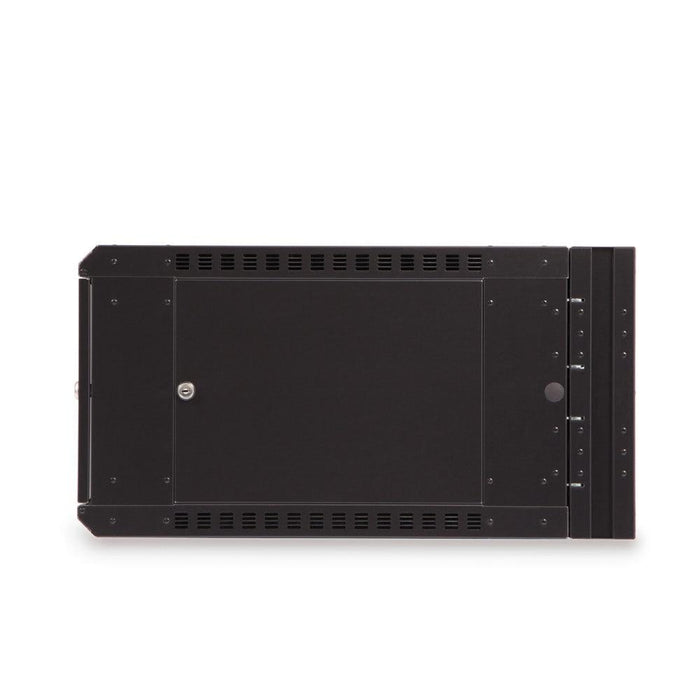 6U LINIER® Swing-Out Wall Mount Cabinet - Vented Door by Kendall Howard in Racks & Accessories  - Network Cables Online