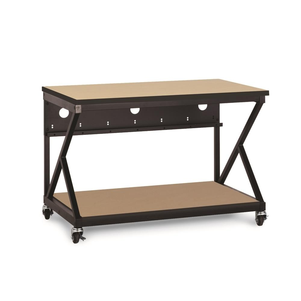 "48"" Performance 300 Series® LAN Station - Hard Rock Maple by Kendall Howard in Technical Furniture  - Network Cables Online"
