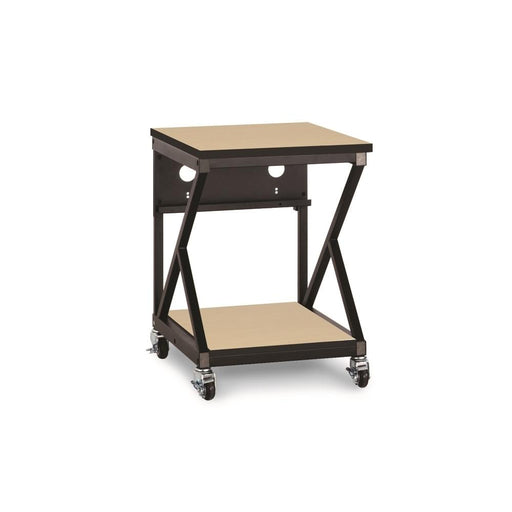 "24"" Performance 300 Series® LAN Station - Hard Rock Maple by Kendall Howard in Technical Furniture  - Network Cables Online"
